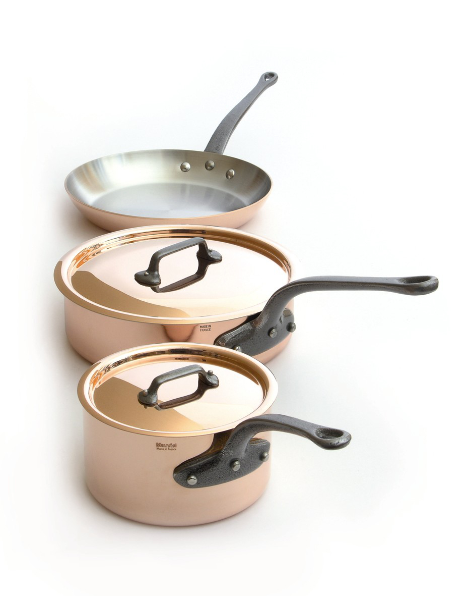 Sets - 2.5mm Copper & Stainless Steel Lined