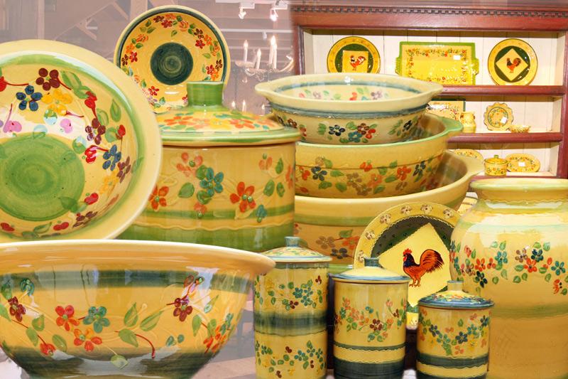 Terre e' Provence: Dinnerware