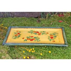 Terre e Provence Rectangular Serving Plate - Small