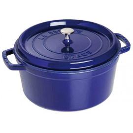 Round Cocotte - 7 Qt. Dark Blue