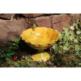 Terre e Provence  Undulating Fruit Bowl