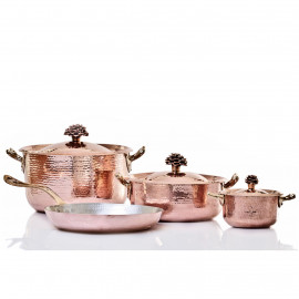 Amoretti Brothers 7Pc. Set w/ Flower Handles