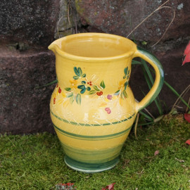 Terre e Provence Water Pitcher