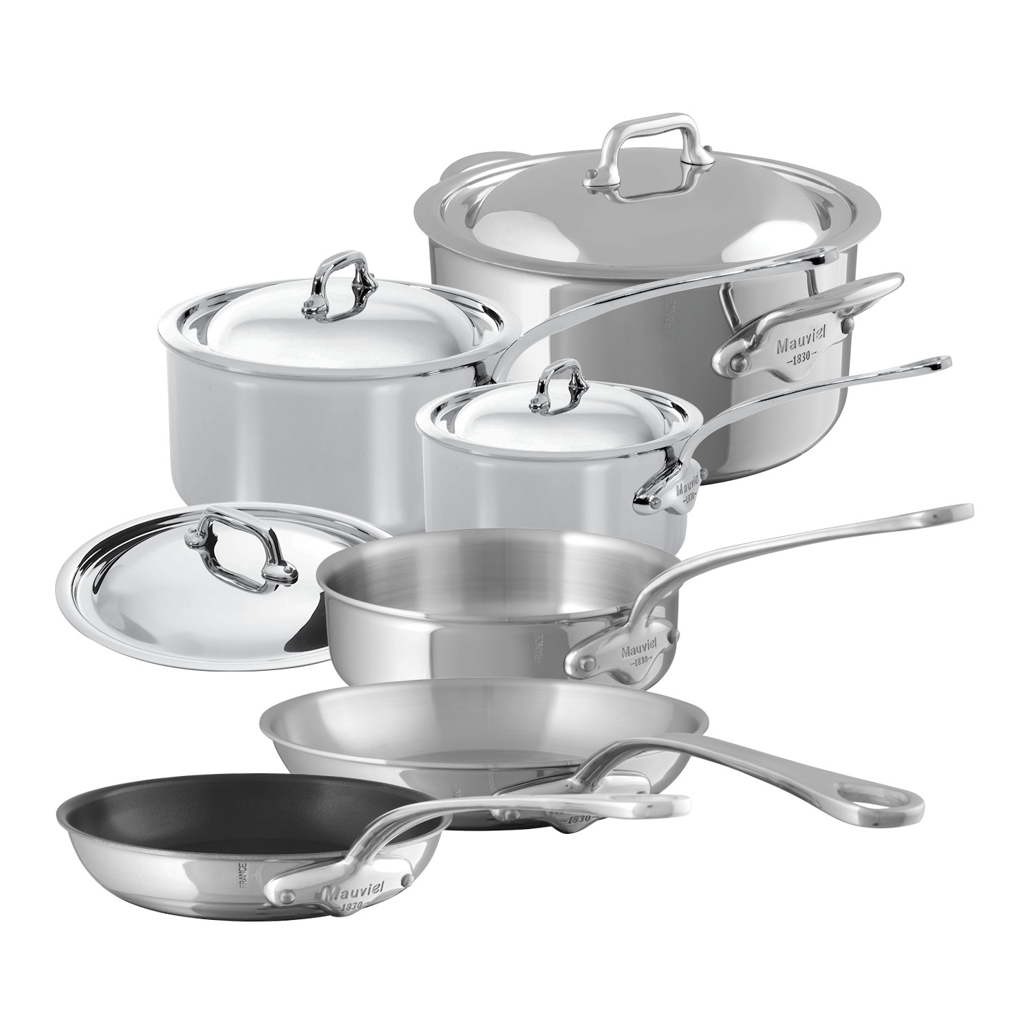 M'cook, Sets - 5 Ply Stainless Steel