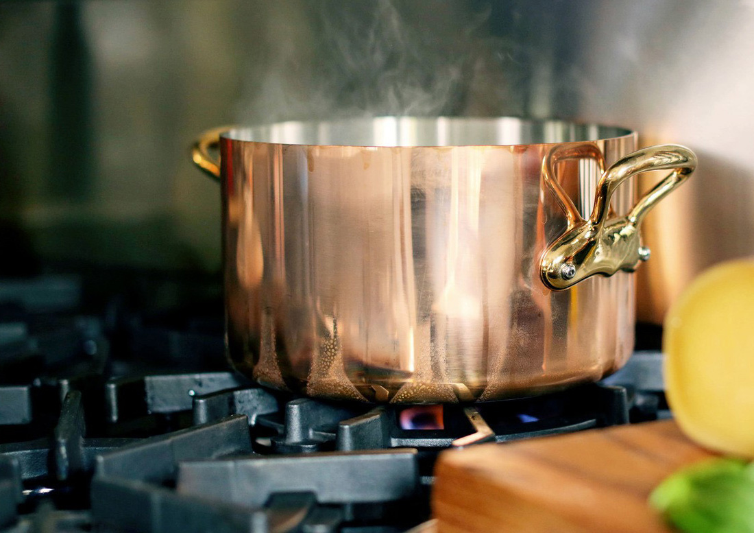 Check Out Our Mauviel Copper Cookware