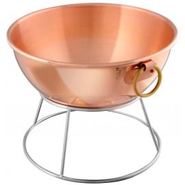 Mauviel Egg White Bowl Stand