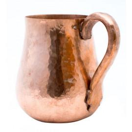 Moscow Mule Mug -Solid Copper - Hand Made - Mug1