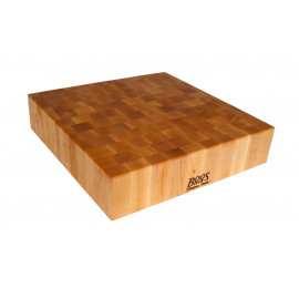 John Boos Chinese Chopping Block