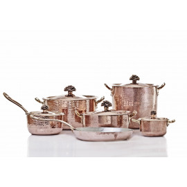 Amoretti Brothers 11 Pc. set w/ Flower Handles