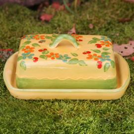 Terre e Provence Butter Dish