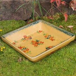 Terre e Provence Square Baking Dish - Small