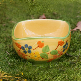Terre e Provence Square Bowl - Small