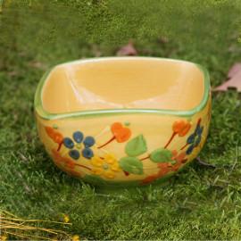Terre e Provence Square Bowl - Small
