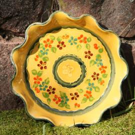 Terre e Provence Undulating Plate - Small