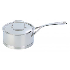 "Demeyere Atlantis Sauce pan & Lid - 1.1 Qts. 5.5"""