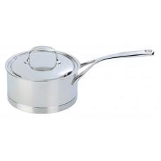 "Demeyere Atlantis Sauce pan & Lid -2.3 Qts. 7.1"""