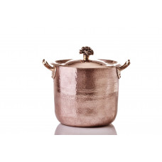Amoretti Brothers - Stock Pot w/ flower Handle